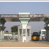 International College of Engineering - Entrance View - International College of Engineering - Entrance View