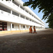 Imayam & Idhaayam College Of Education (B Ed) - Building Side View - Imayam & Idhaayam College Of Education (B Ed) - Building Side View