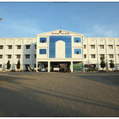 Imayam College of Arts and Science - Building Front View - Imayam College of Arts and Science - Building Front View