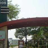Main Entrance of College - Main Entrance of College