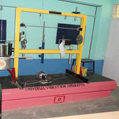 Mechanical Vibration Lab - Mechanical Vibration Lab