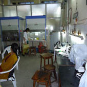Microbiology Lab  - Microbiology Lab