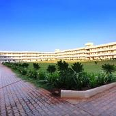 Vishvatmak Om Gurudev College of Engineering - Building View - Vishvatmak Om Gurudev College of Engineering - Building View