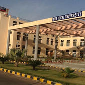 Institute of Chartered Financial Analysts of India University  - Front View - Institute of Chartered Financial Analysts of India University  - Front View