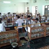 College Chemistry Lab