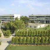 College Campus View