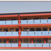 College Building Side View