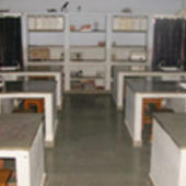 College Science Lab