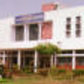College Building Front View - College Building Front View