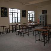 College Science Lab - College Science Lab
