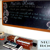 College Music Room - College Music Room