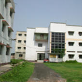 College Building - Side View - College Building - Side View