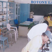 College Botany Lab - College Botany Lab