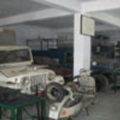 College Driver Cum Mechanic Workshop Room - College Driver Cum Mechanic Workshop Room