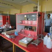 College Chemistry Lab - College Chemistry Lab