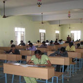 College Exam Hall - College Exam Hall