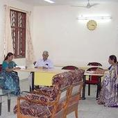 College Faculty Room - College Faculty Room