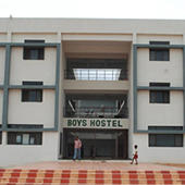 University Boys Hostel Building View - University Boys Hostel Building View
