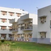 College Girls Hostel Building View - College Girls Hostel Building View