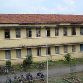 College Old Hostel Building View - College Old Hostel Building View