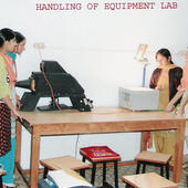 College Handling Of Equipment Lab - College Handling Of Equipment Lab