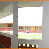College Building Inside View - College Building Inside View