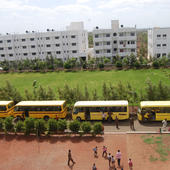 College Campus & College Bus -  College Campus & College Bus