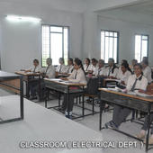 Class Room (Electrical Department)   - Class Room (Electrical Department)