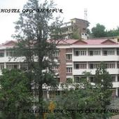 College Hostel Building View - College Hostel Building View