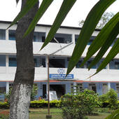 College Building View - College Building View