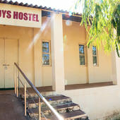 Boys Hostel Front View - Boys Hostel Front View