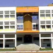 Yashwantrao Chavan Institute of Science - Front View - Yashwantrao Chavan Institute of Science - Front View