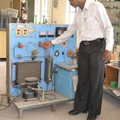 Refrigeration and Air Conditioning Laboratory - Refrigeration and Air Conditioning Laboratory