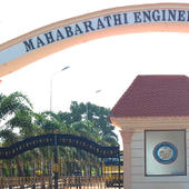 Maha Barathi Engineering College - Entrance View - Maha Barathi Engineering College - Entrance View