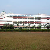 Changu Kana Thakur Arts Commerce & Science College - Building Long Full View - Changu Kana Thakur Arts Commerce & Science College - Building Long Full View