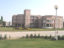 College Campus - INDIAN INSTITUTE OF PULSES RESEARCH