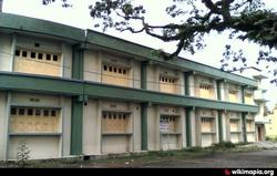 College Building - Institute of Pharmacy, Jalpaiguri