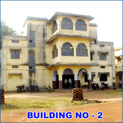 College Building - Seemanta Institute of Pharmaceutical Sciences, Mayurbhanj