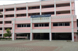 College Building - Sriram College of Arts and Science, Chennai