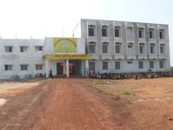 College Building - Royal College of Pharmacy Science, Raipur