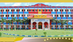 College Building - Narayana Engineering College, Gudur