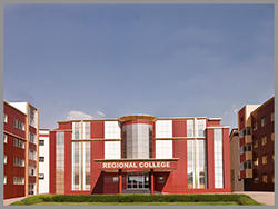 College Building - Regional College of Pharmacy, Jaipur