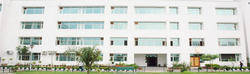 College Building - Chandigarh College of Pharmacy, Mohali