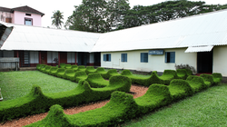 College Garden - Civil Service Institute, Pala