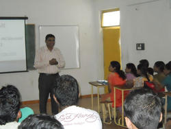 Class room - Vikash School of Business Management, Bargarh