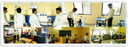 Class room and Practical room - G H Raisoni Academy of Engineering and Technology, Nagpur