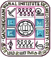 Gandhigram Rural University, Dindigul