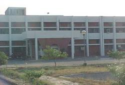 College Building - Govt Polytechnic, Sirsa