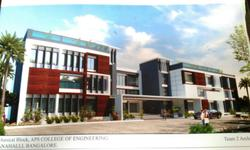 College Building - APS College of Engineering, Bangalore