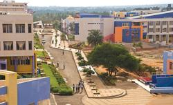 College Campus - Acharya Institute of Technology AIT, Bangalore